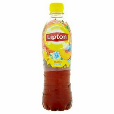 Lipton Barackos jegestea 0,5 liter