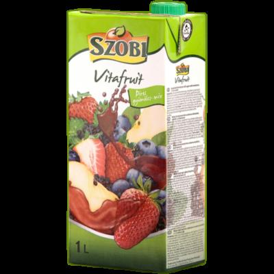 SZOBI Vitafruit piros gymölcs-mix 1 liter