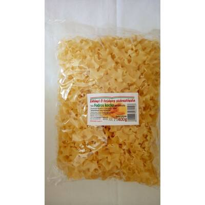 Fodros kocka 6 tojásos 400 gramm